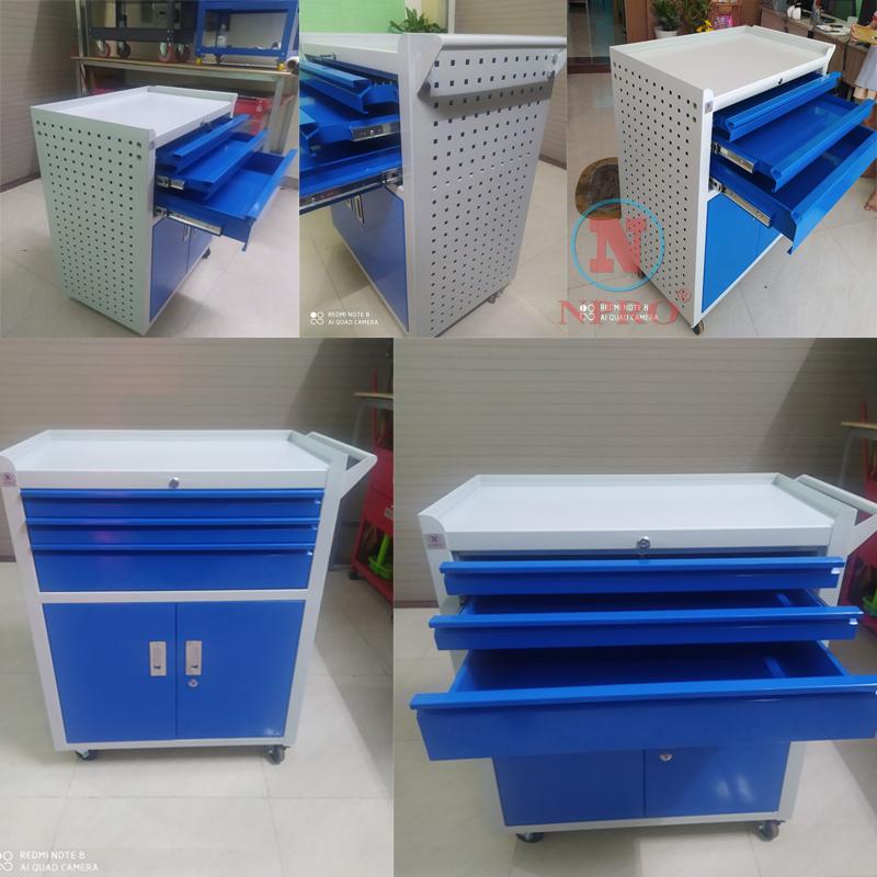 Tủ dụng cụ 3 ngăn