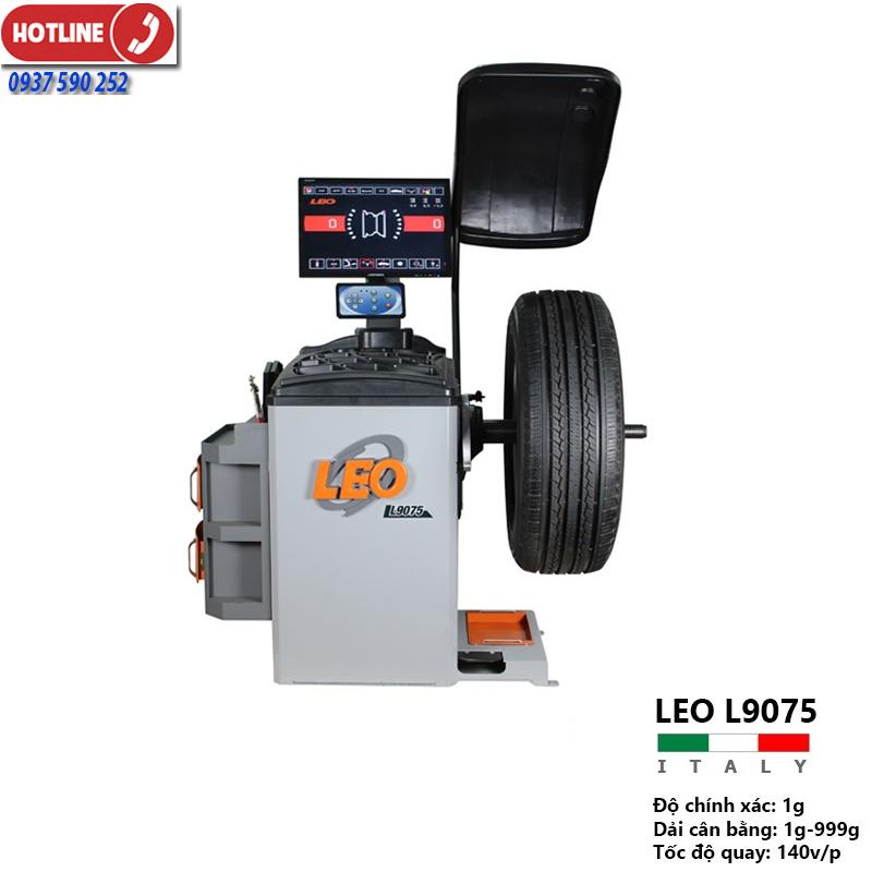 Máy cân mâm Leo L9075
